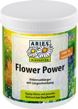 Flower Power Granulat Aries 400g